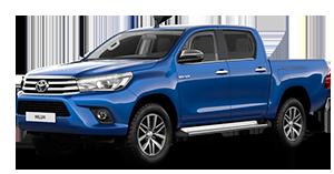 Toyota Hilux - Concessionario Toyota Brescia e Lonato
