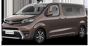 Toyota Proace Verso - Concessionario Toyota Brescia e Lonato