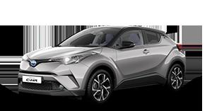 Toyota C-HR - Concessionario Toyota Brescia e Lonato