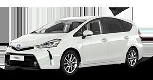 Toyota Prius+ - Concessionario Toyota Brescia e Lonato