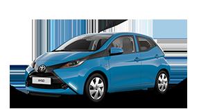 Toyota AYGO - Concessionario Toyota Brescia e Lonato