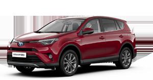 Toyota RAV4 - Concessionario Toyota Brescia e Lonato