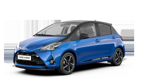 Toyota Yaris - Concessionario Toyota Brescia e Lonato