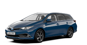 Toyota Auris Touring Sports - Concessionario Toyota Brescia e Lonato