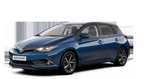 Toyota Auris - Concessionario Toyota Brescia e Lonato